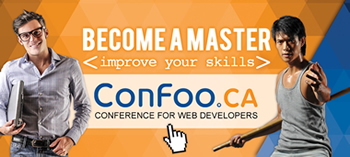 ConFoo 2016 is looking for Ruby speakers