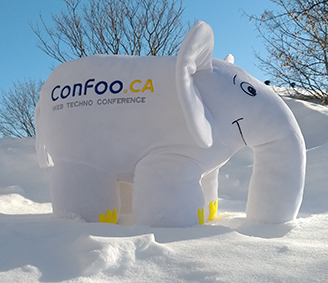 Launching ConFoo 2020