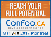 ConFoo - Developer Conference