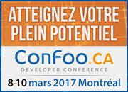 ConFoo - Conférence pour développeurs
