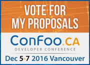 ConFoo | December 5-7, 2016 | Vancouver, Canada